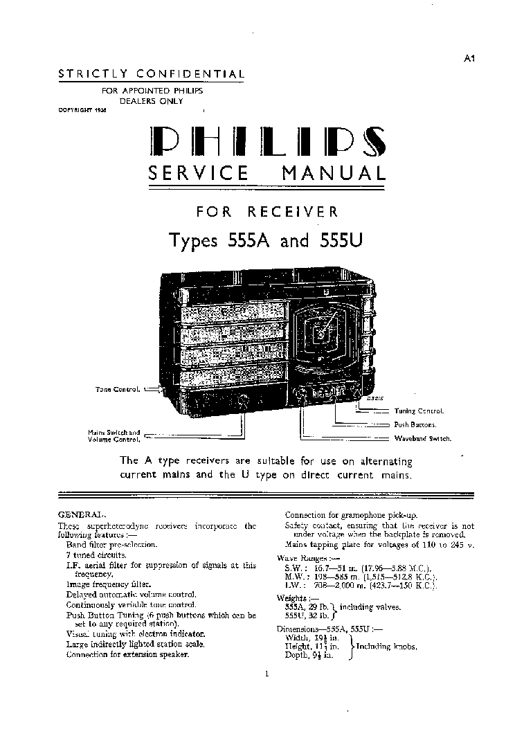 PHILIPS FWV720 VER-1.0 Service Manual download, schematics