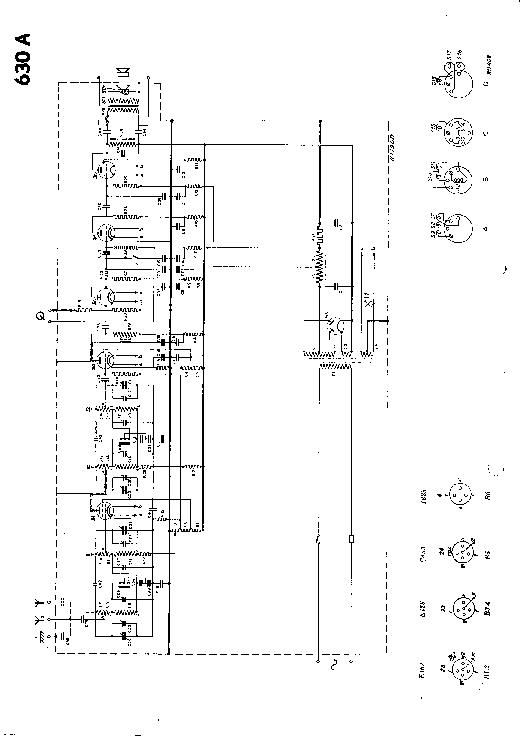 PHILIPS 630A AC RADIO 1932 SM Service Manual download