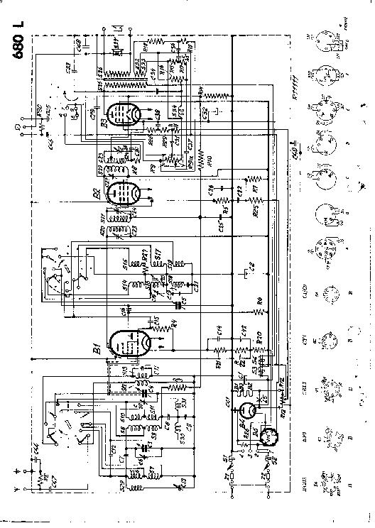 PHILIPS 680L AC-DC RADIO 1939 SM Service Manual download