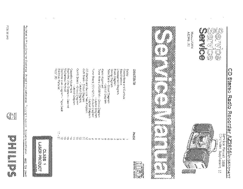 PHILIPS 56U 57U 58U STANDARD UNIVERZALIS KISSZUPER 4430