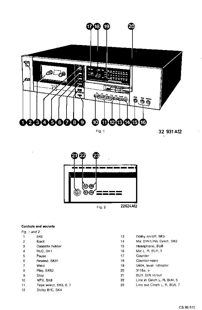 PHILIPS F6236-00-05 SM Service Manual download, schematics
