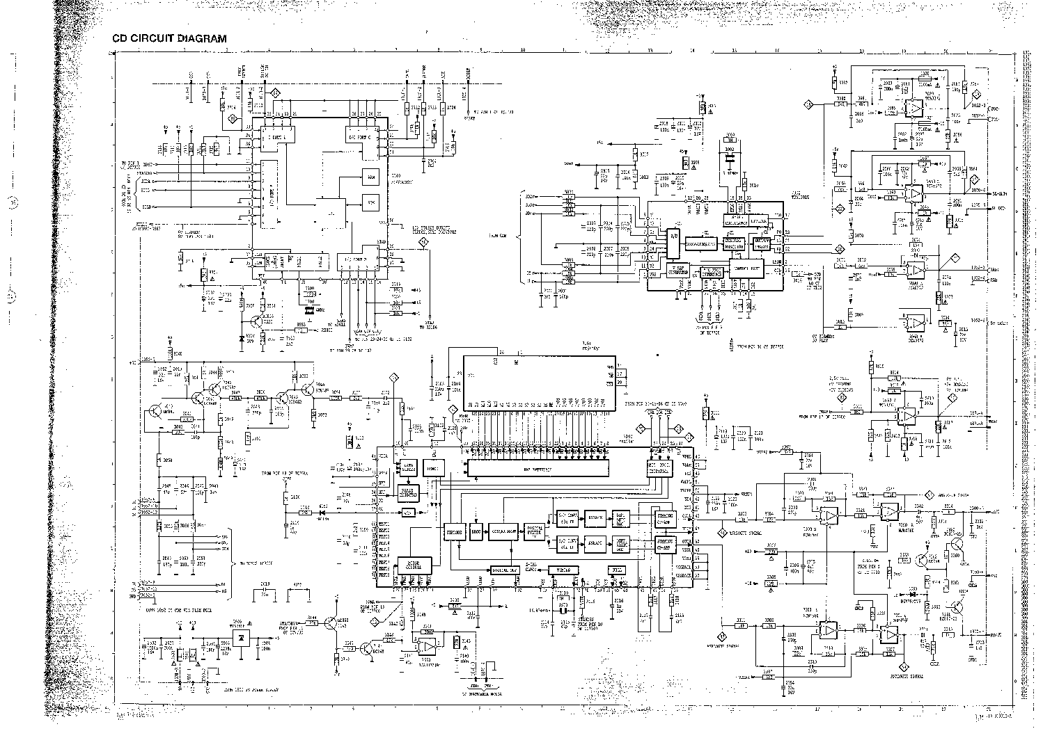 PHILIPS FW-30 SCH Service Manual download, schematics