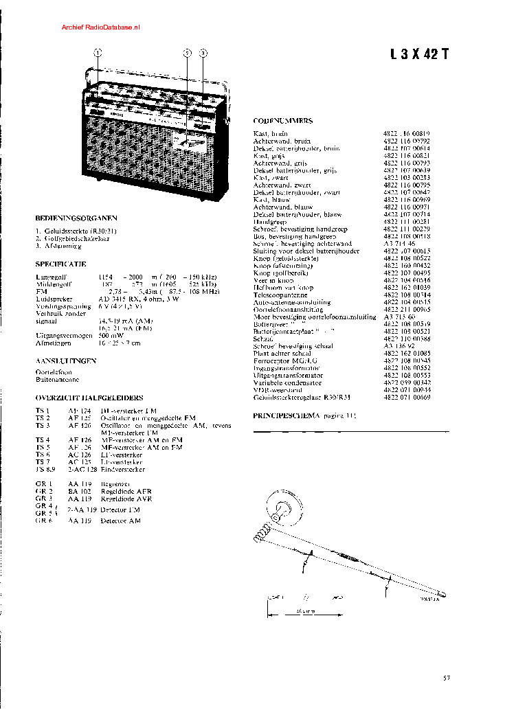 PHILIPS FT144 Service Manual download, schematics, eeprom