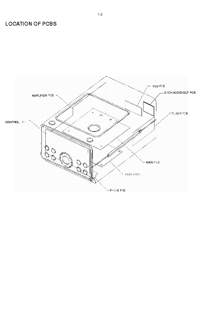 PHILIPS MC-D370 21M Service Manual download, schematics