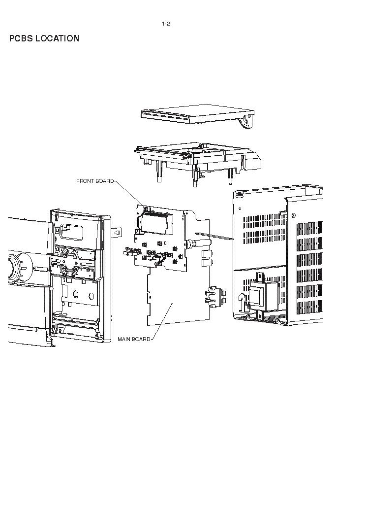 PHILIPS MCM148 55 Service Manual download, schematics