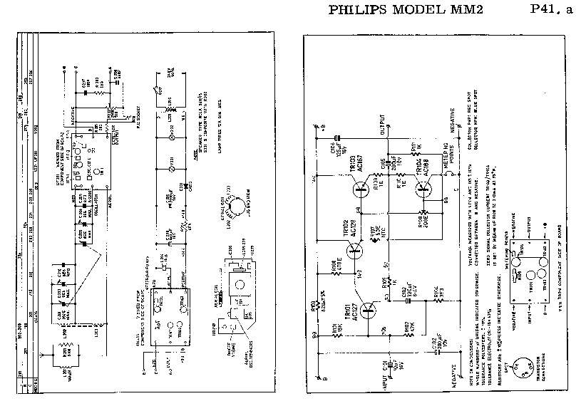 PHILIPS FW C555 19 Service Manual download, schematics