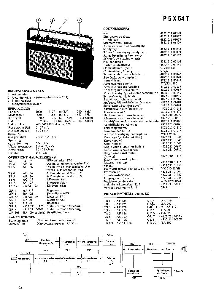 PHILIPS FW C380 19 Service Manual download, schematics