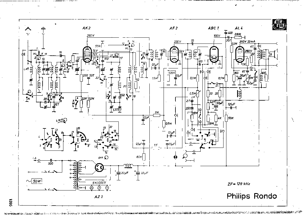 PHILIPS FW548C Service Manual free download, schematics