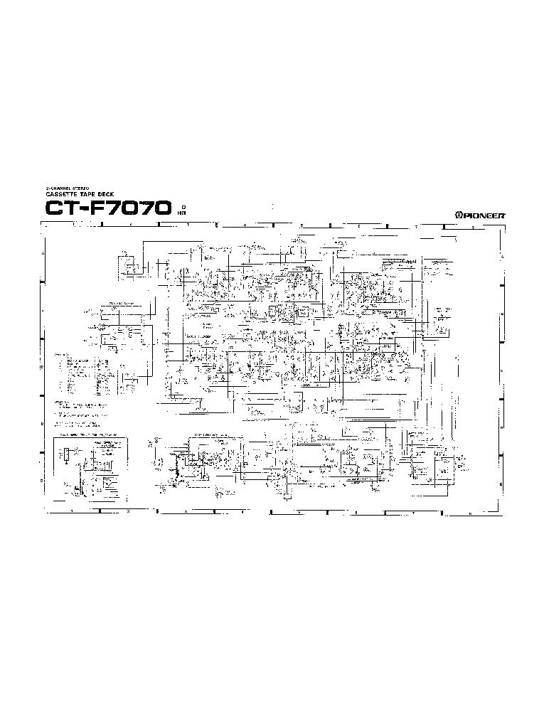 PIONEER XR-P170C XR-P270C EE Service Manual free download