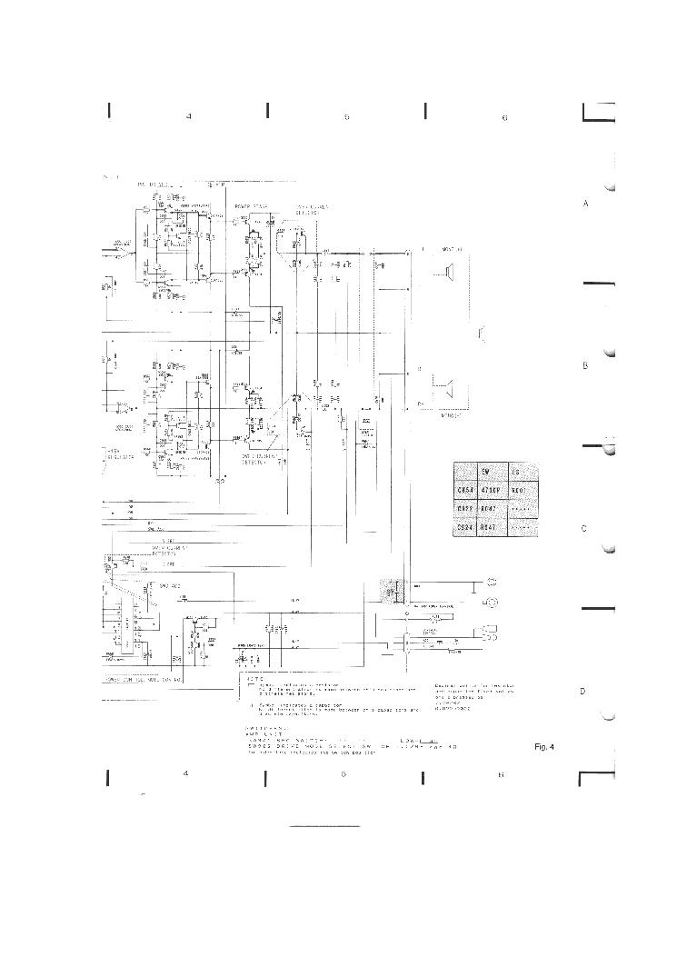 PIONEER GM-1200 GM-2200 SCH Service Manual download