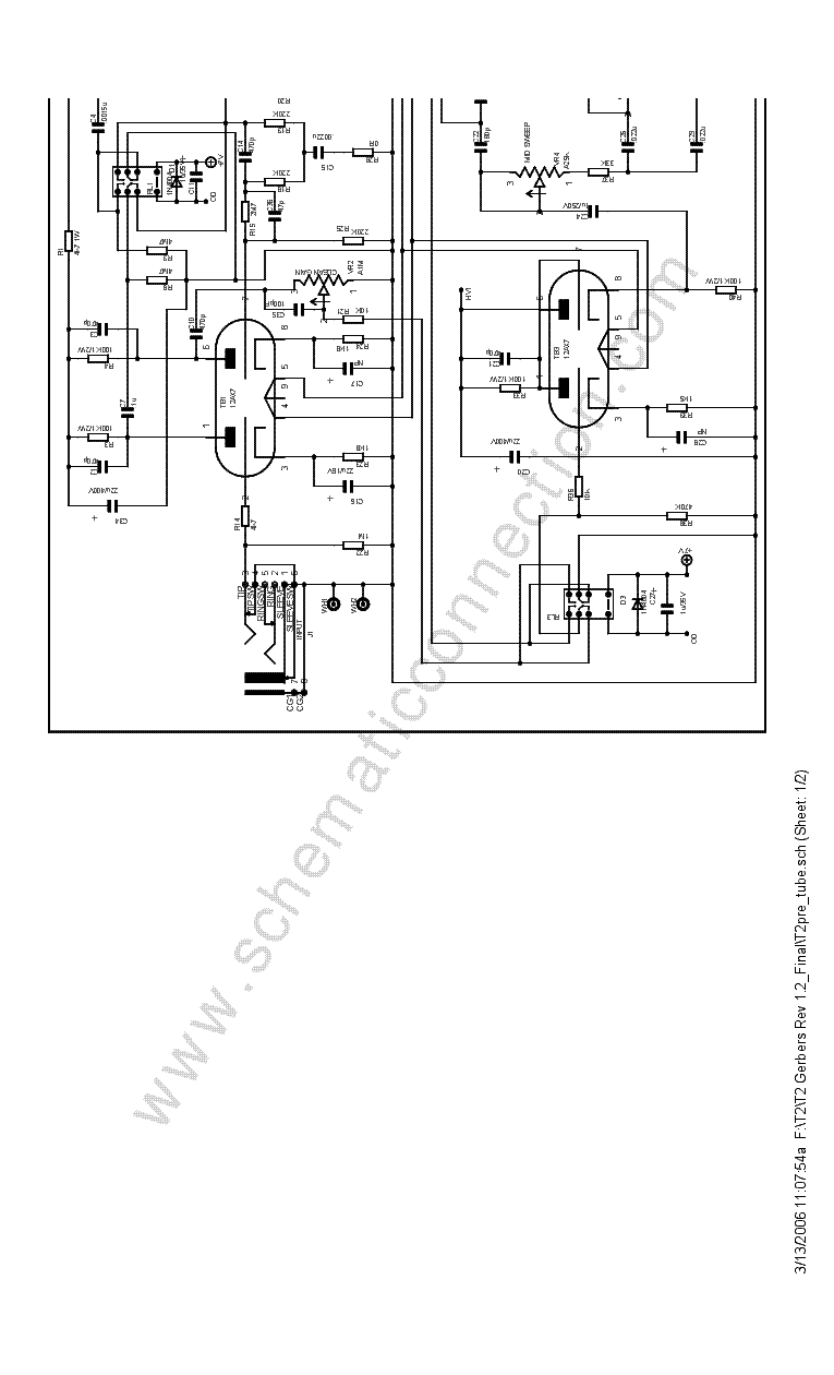 RANDALL RG50TC SCH Service Manual download, schematics