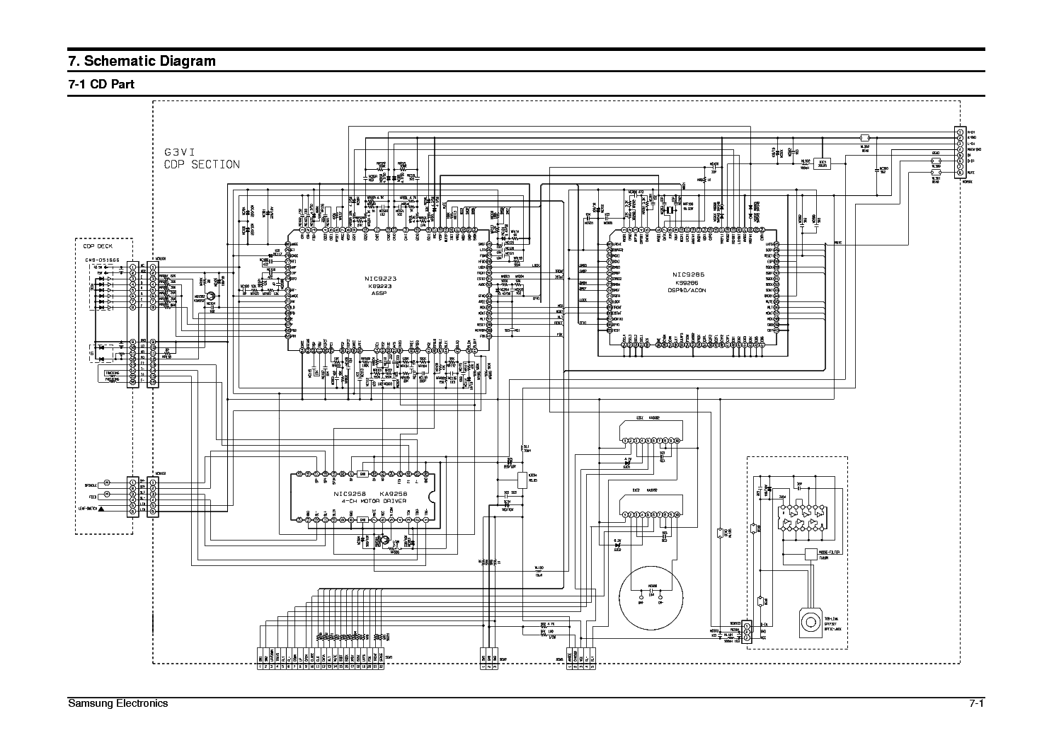 SAMSUNG MAX-N22 Service Manual download, schematics