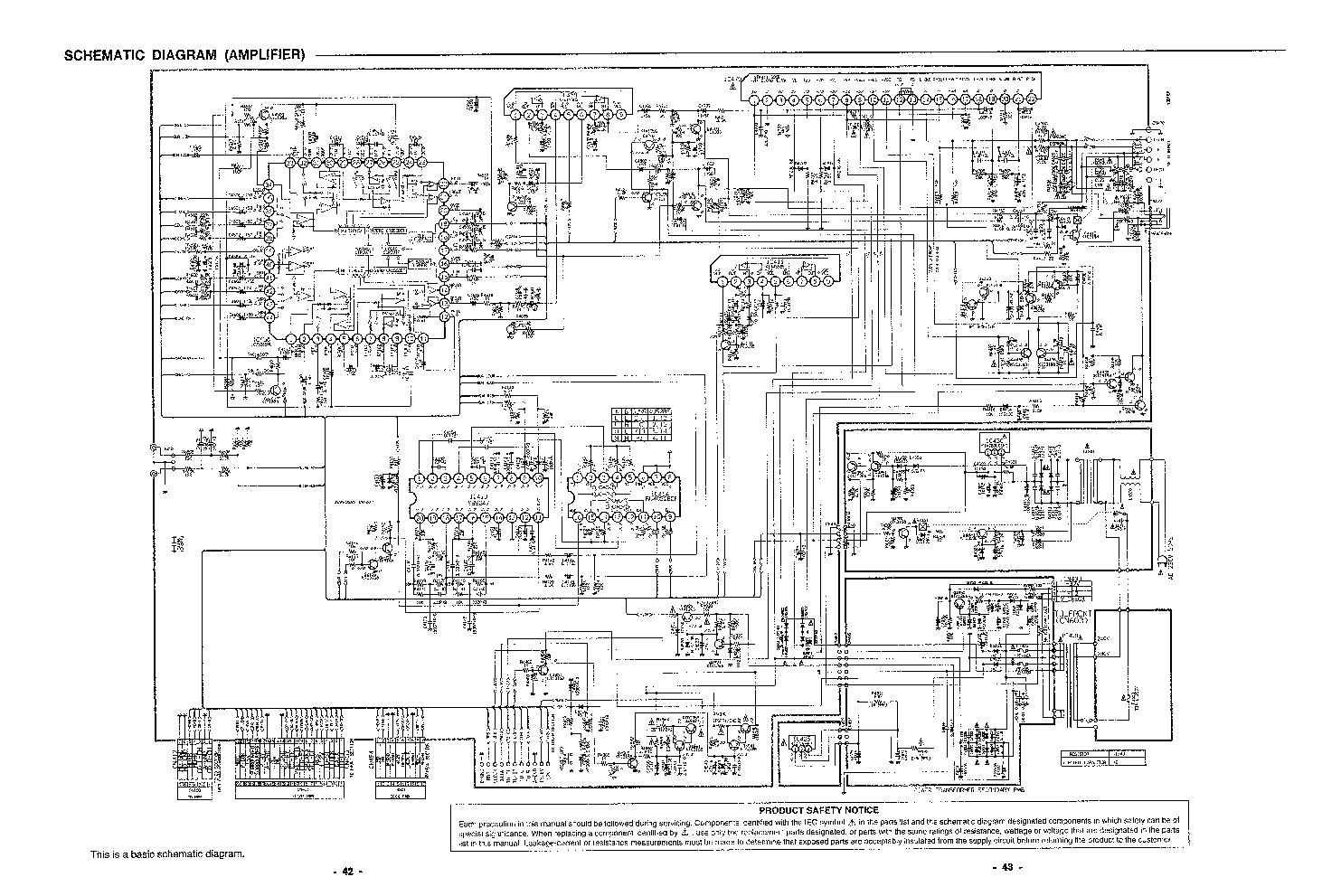hight resolution of sanyo schematic diagram wiring diagram magnavox schematic diagram sanyo dc c70 amp sch service manual download