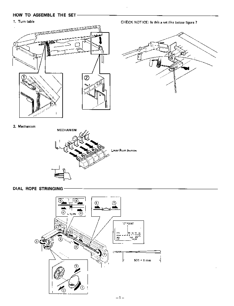 SANYO DCX39 Service Manual download, schematics, eeprom