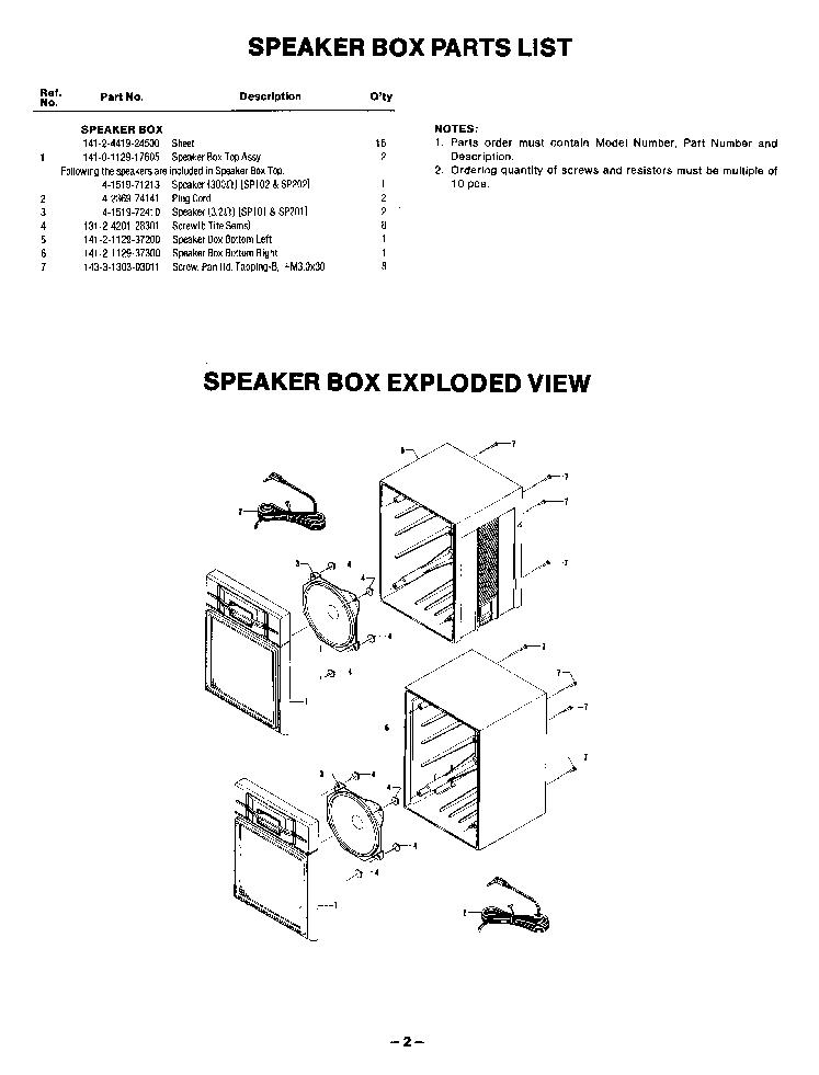 SANYO MW211L SM Service Manual download, schematics