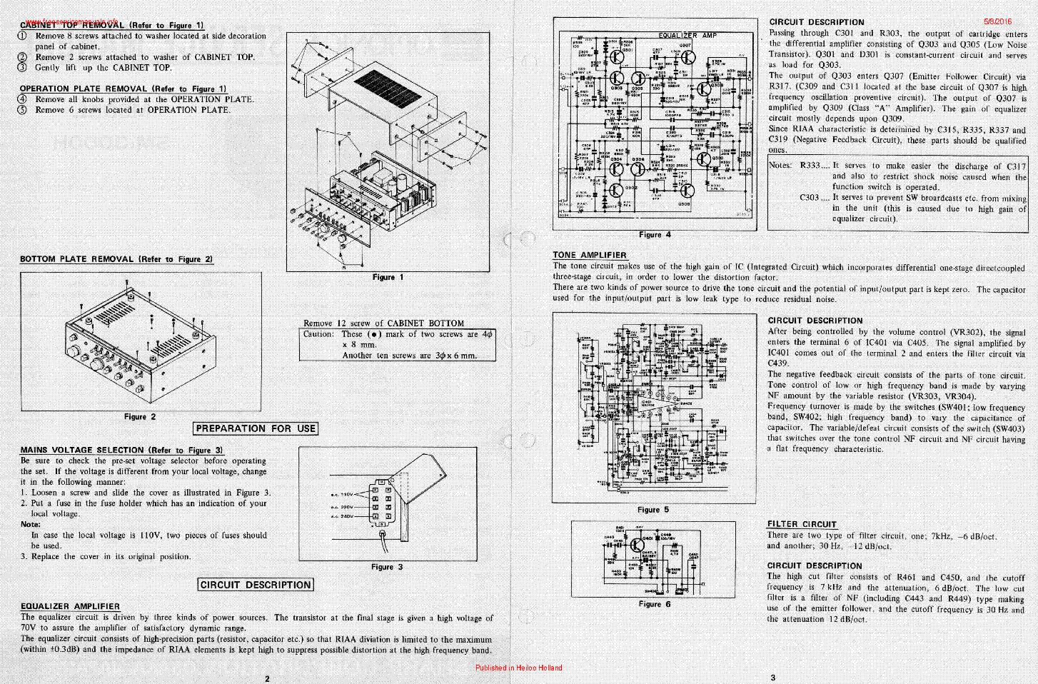 SHARP OPTONICA SM-3000H Service Manual download