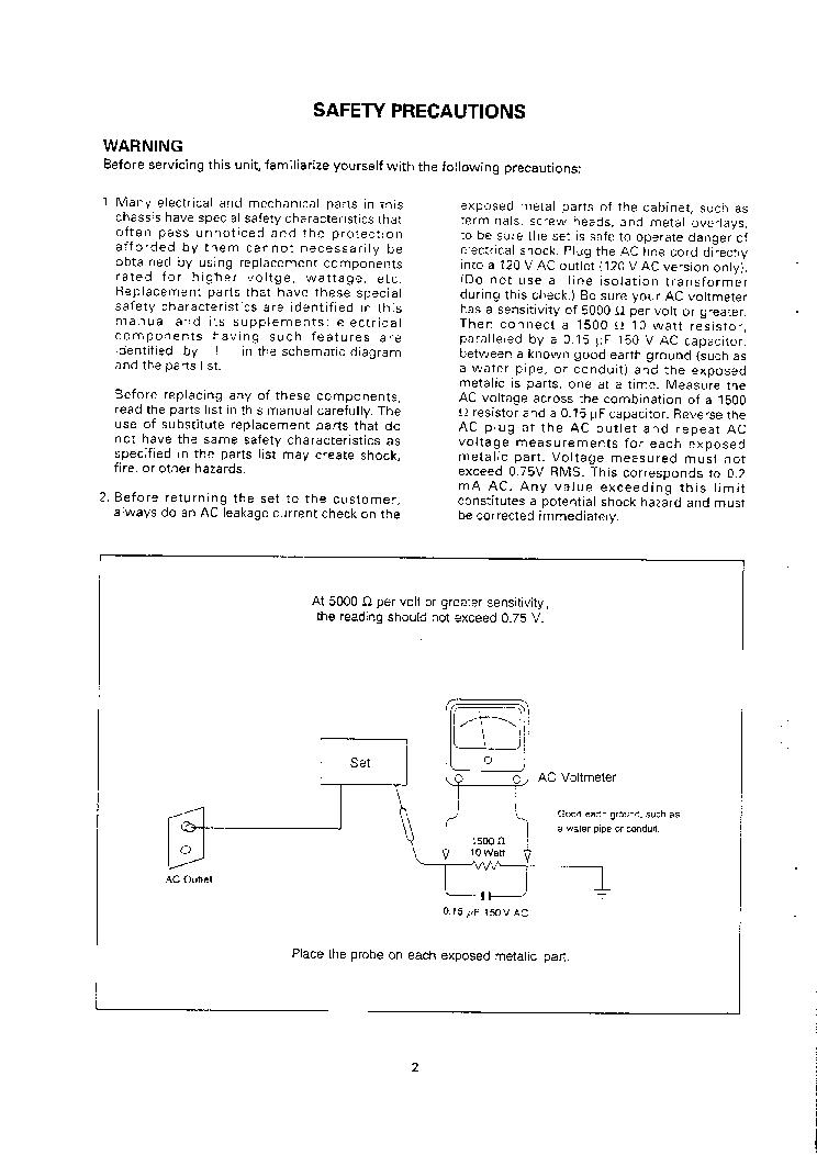 SHERWOOD R-325 325RDS Service Manual download, schematics