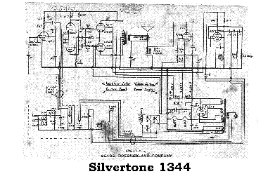 SILVERTONE 1449 1457 SCH Service Manual free download