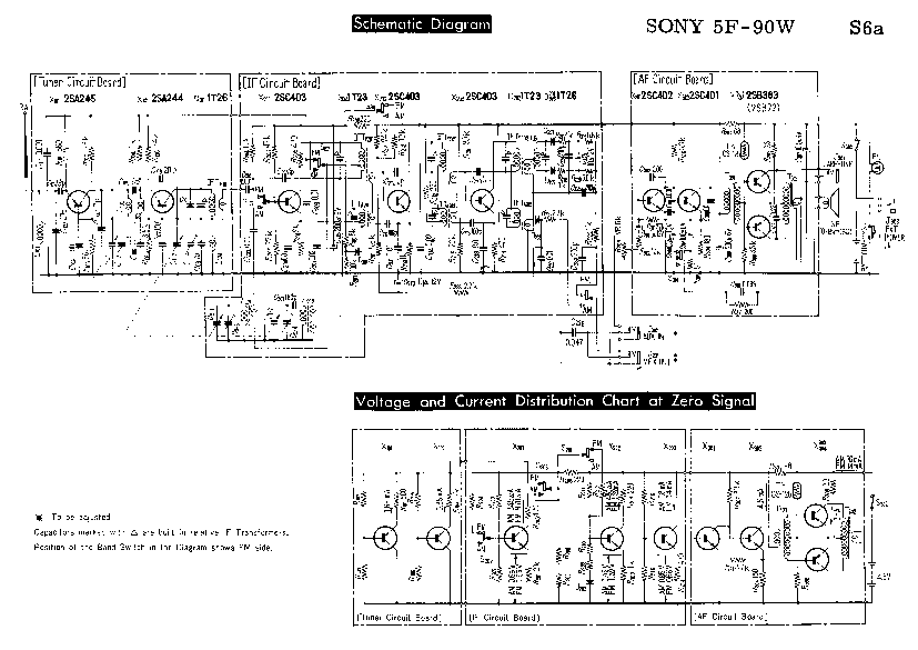 SONY STR-V45L SM Service Manual free download, schematics