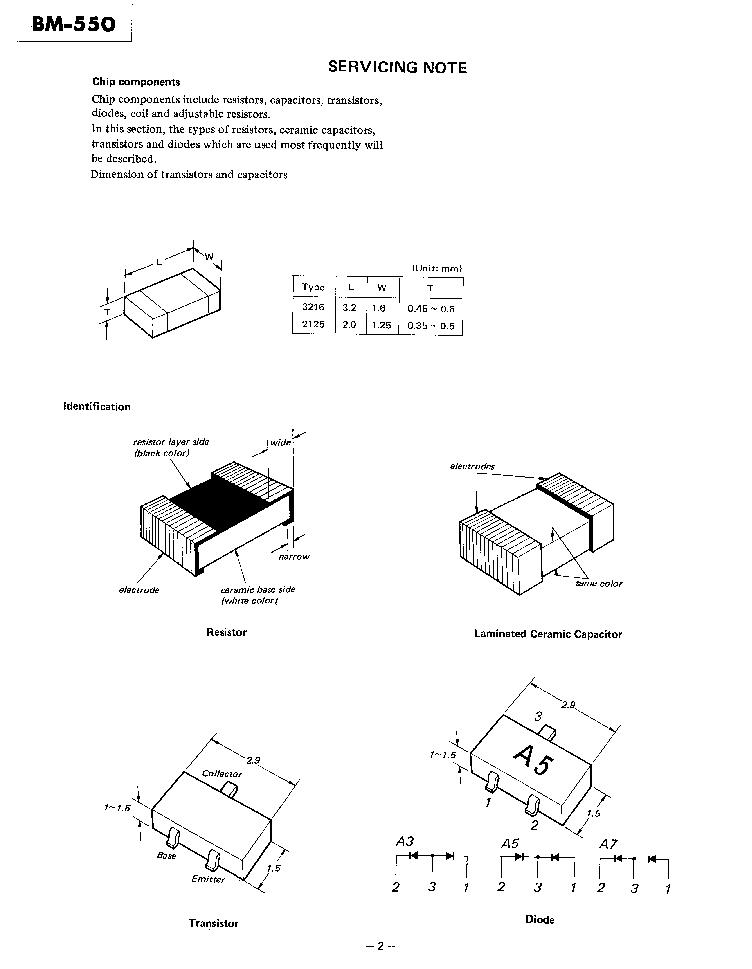 SONY BM-550 Service Manual download, schematics, eeprom