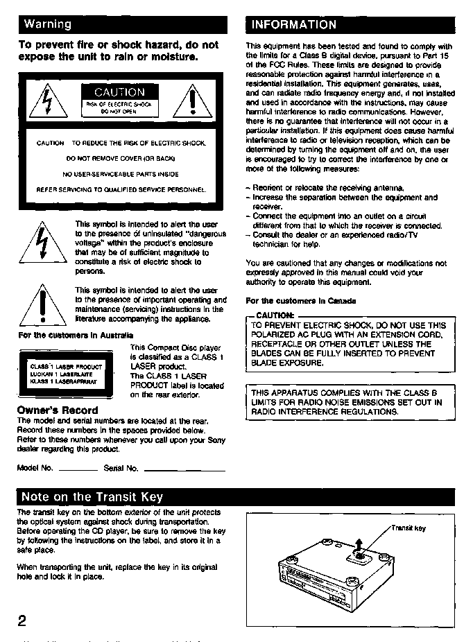 SONY CDP-322 Service Manual download, schematics, eeprom