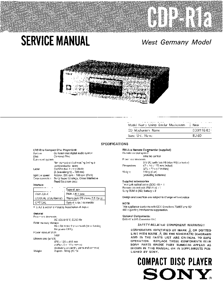 SONY STR-GX800ES GX900ES Service Manual free download