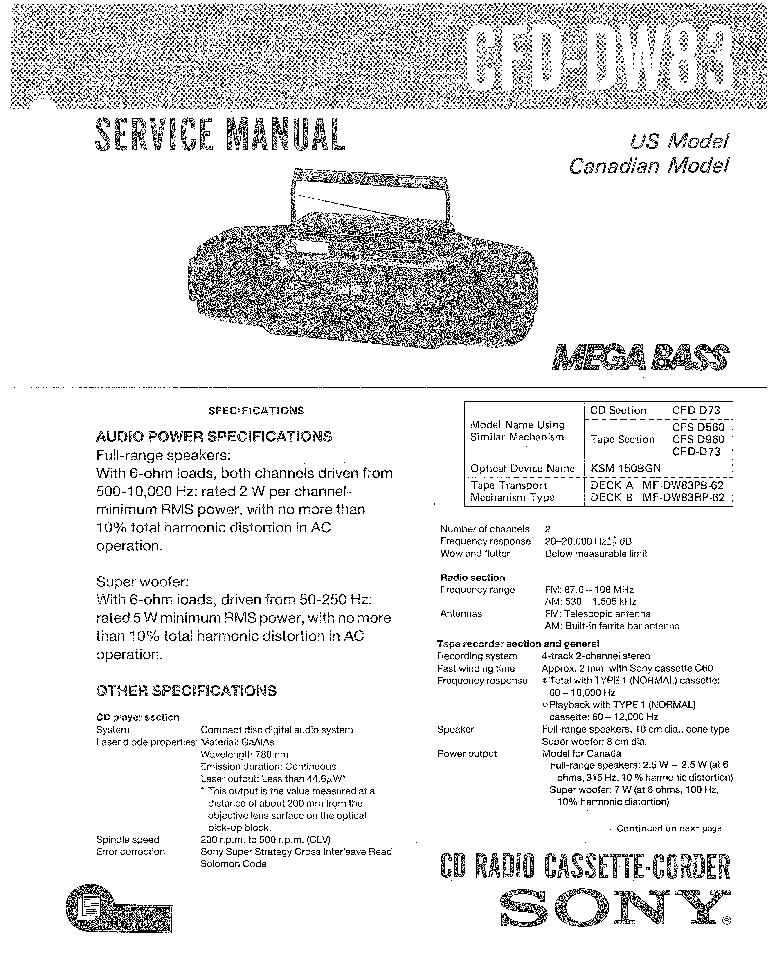 SONY TA-N9000ES Service Manual free download, schematics