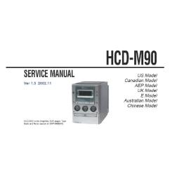 sony sony tc 500a service manual  [ 1051 x 1488 Pixel ]