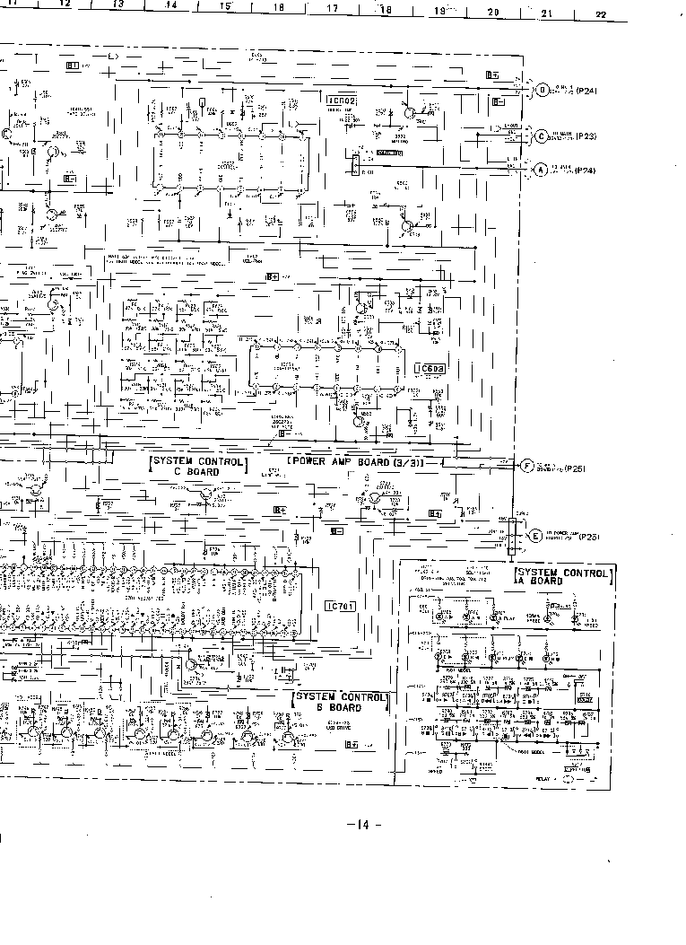 SONY HST-D301 Service Manual download, schematics, eeprom