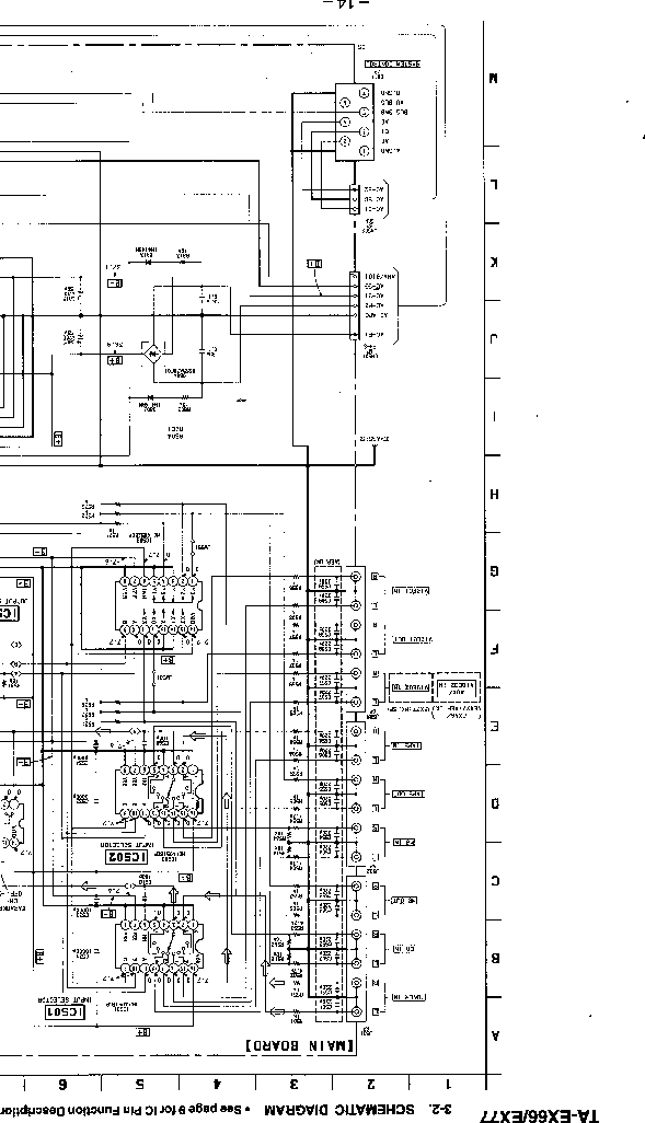SONY ICF-7600DS Service Manual free download, schematics
