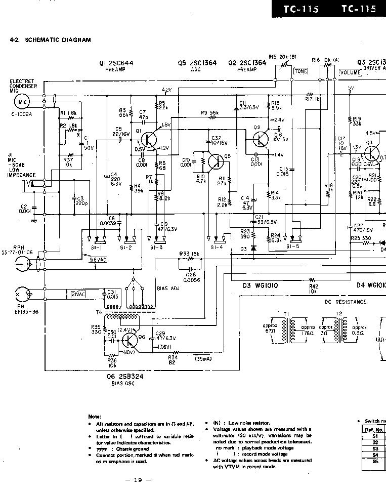 SONY TA-E88ES Service Manual free download, schematics