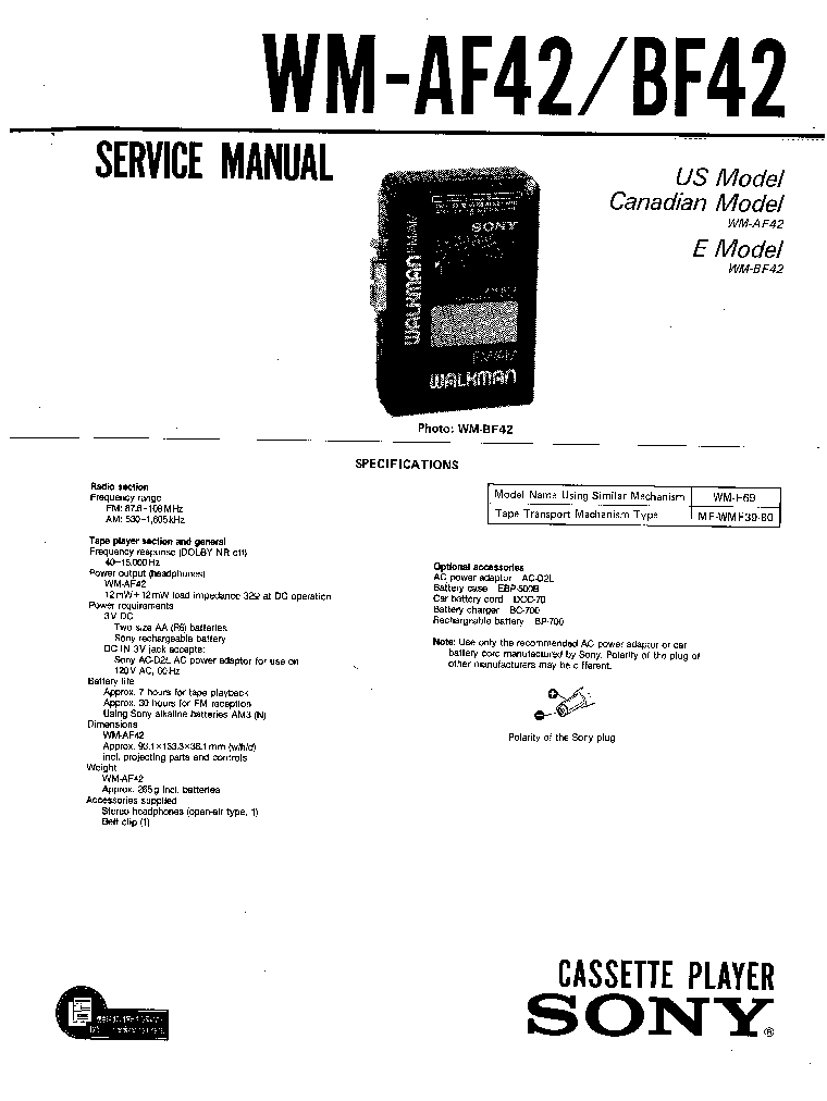 SONY TA-AX2 Service Manual free download, schematics
