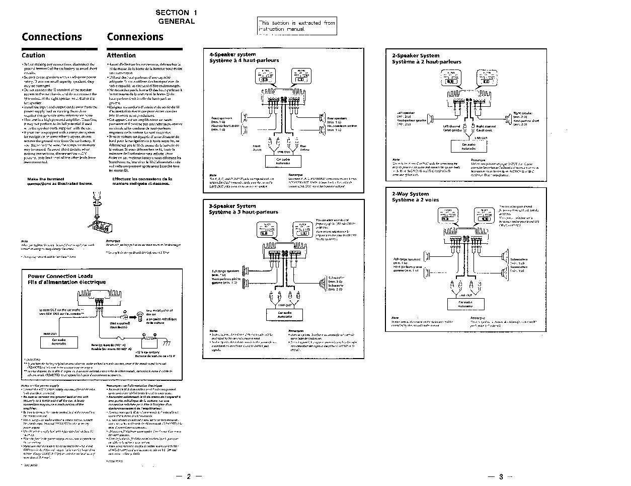 SONY XM-3046 Service Manual download, schematics, eeprom