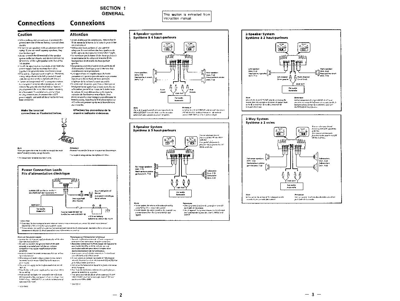 SONY XM-5046 Service Manual download, schematics, eeprom