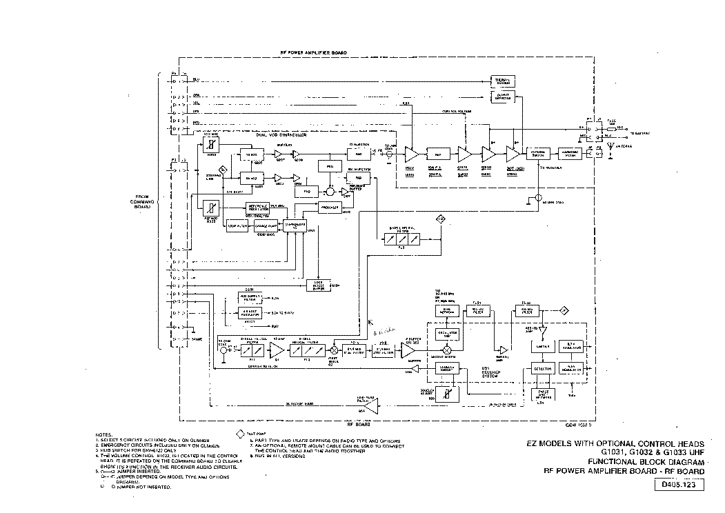 ST GEORGE GUITAR AMP 50C5 SCH Service Manual download