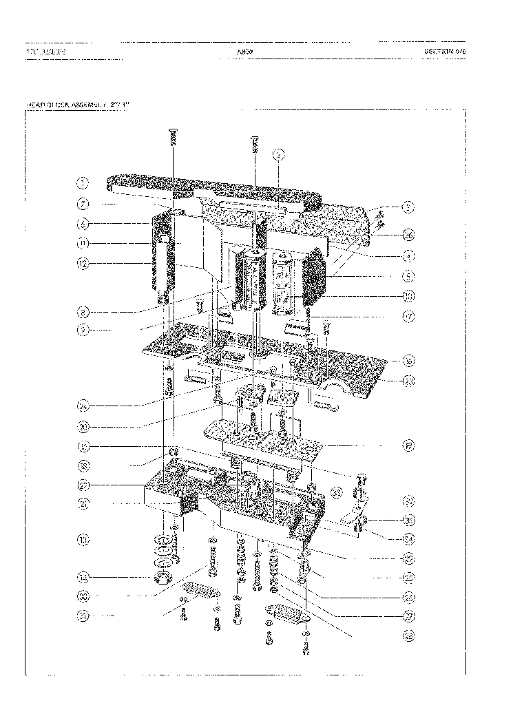 STUDER A800 SM PART5 Service Manual download, schematics