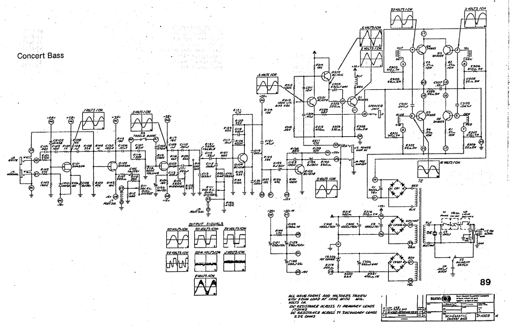 medium resolution of sunn amp schematic wiring diagram schematics sunn beta bass sunn amp schematic