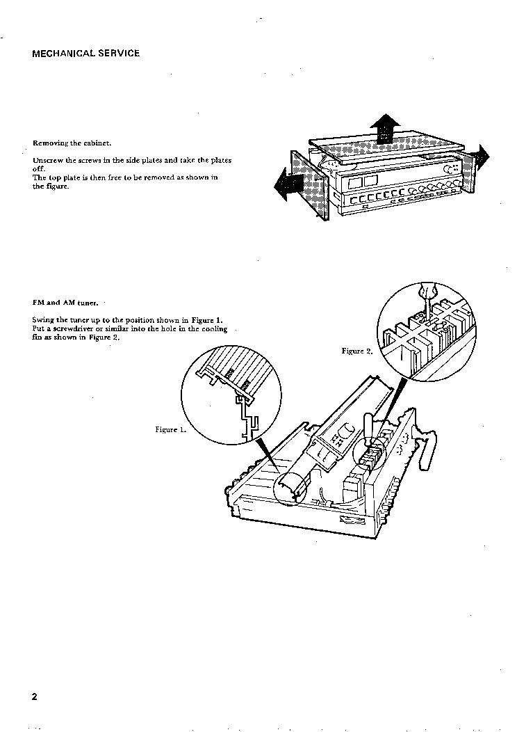TANDBERG TR2075 Service Manual download, schematics