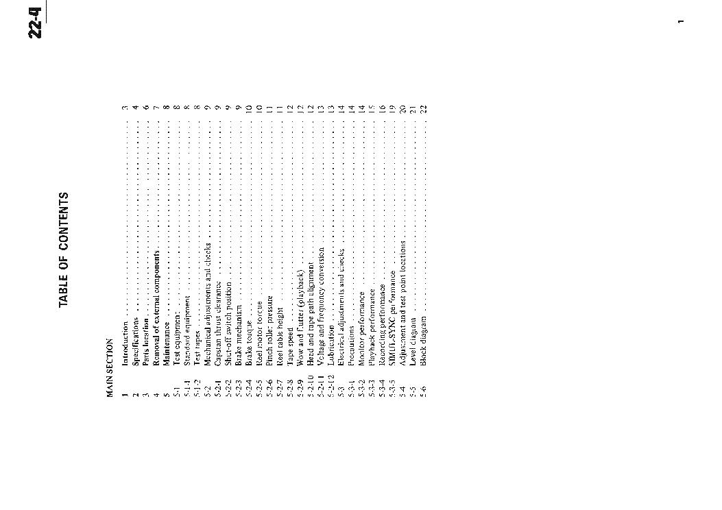 TASCAM 22 4 Service Manual download, schematics, eeprom