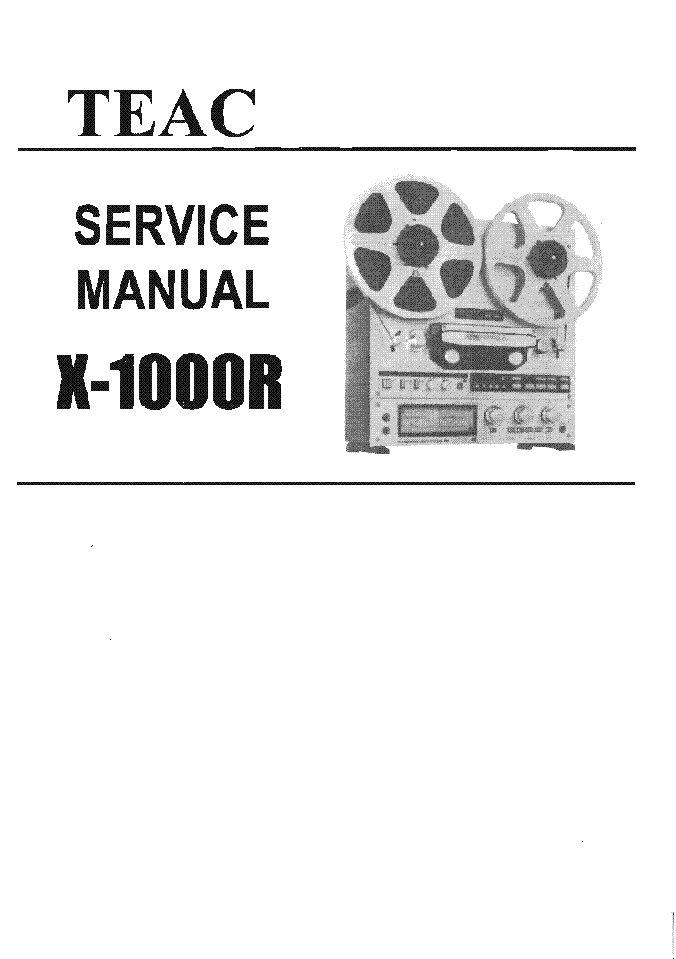 TEAC PD-H300C SM Service Manual free download, schematics