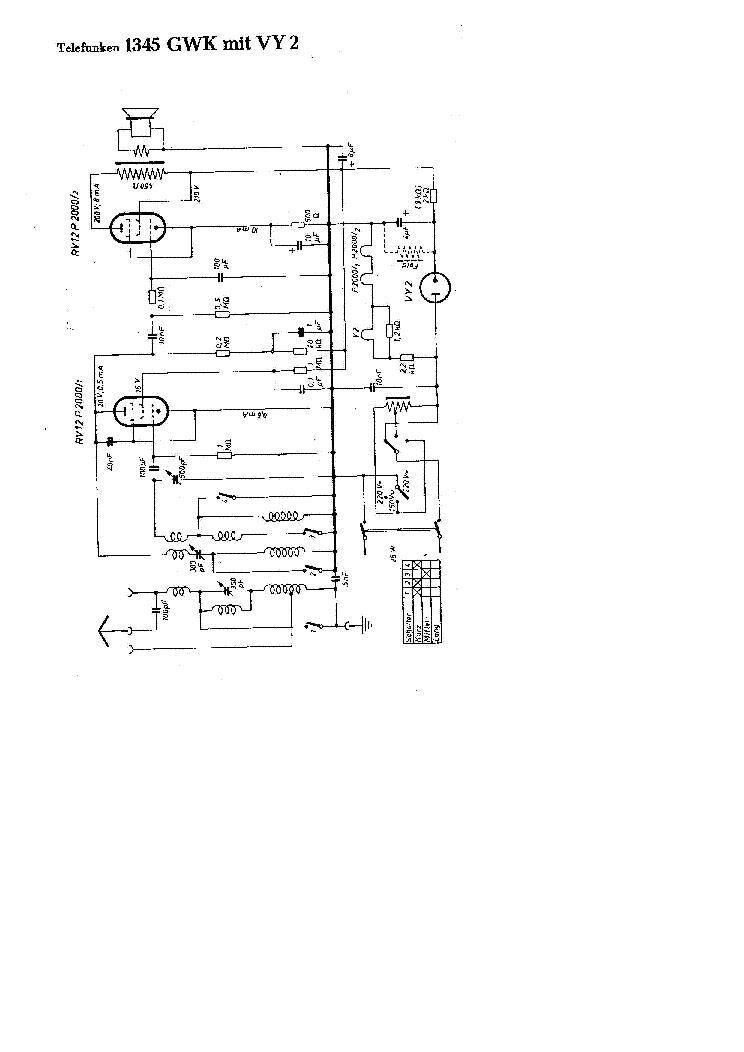 TELEFUNKEN TS860 IC204 Service Manual download, schematics