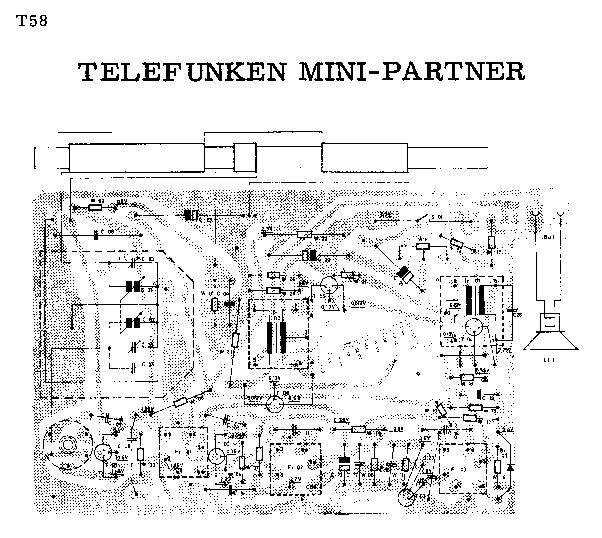 TELEFUNKEN GAVOTTE-5353-W HI-FI SM Service Manual free