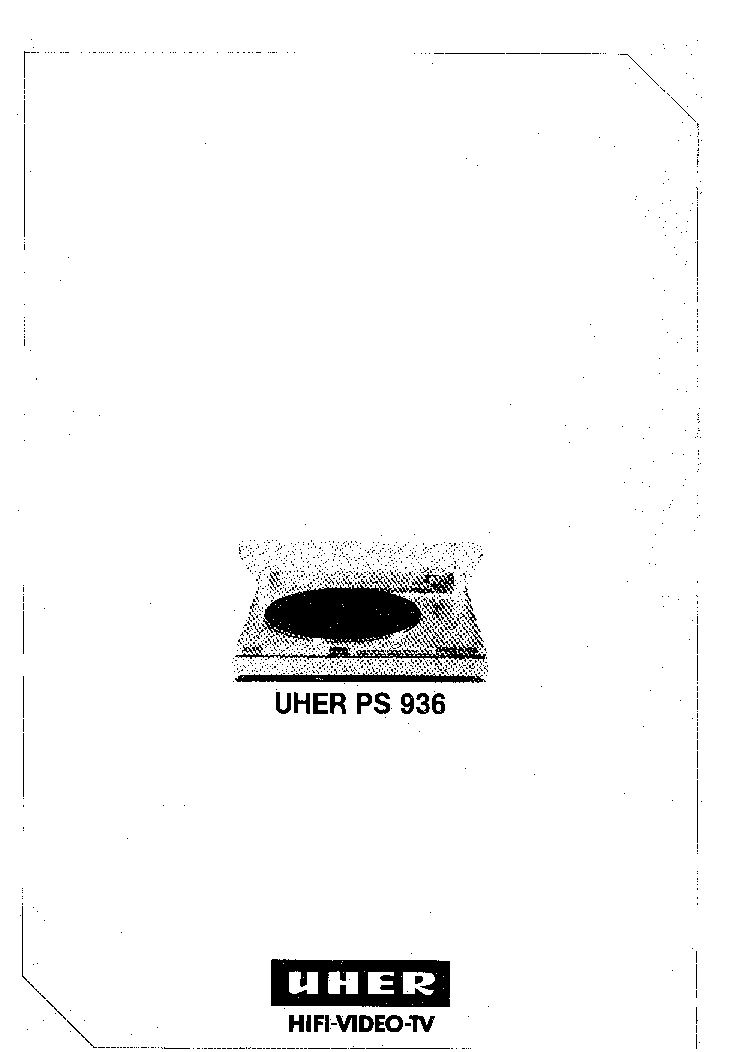 UHER SG-562 ROYAL SM Service Manual download, schematics