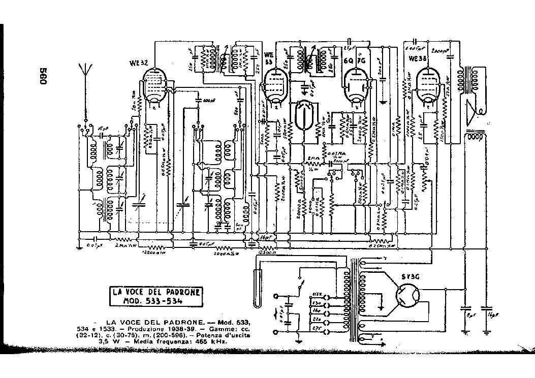 VOCE DEL-PADRONE-406 SM Service Manual download