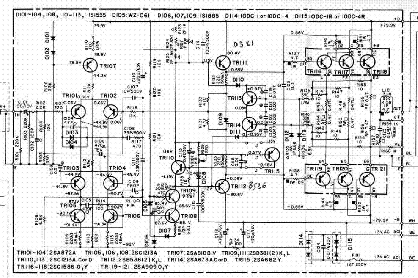 hight resolution of yamaha p 2200 power amp stage sch service manual download yamaha amp schematics yamaha amp schematic