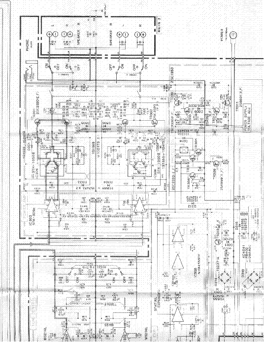 Yamaha Htr 6030 Service Manual
