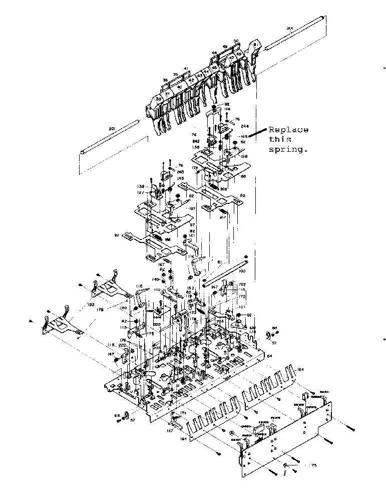 SHARP AD-045 RD-688AV TECH BULLETIN Service Manual