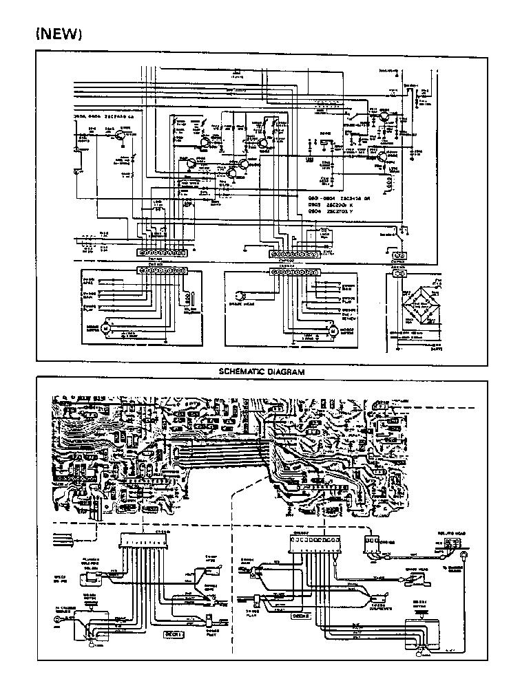 SHARP AD-053 QT-77 TECH BULLETIN Service Manual download