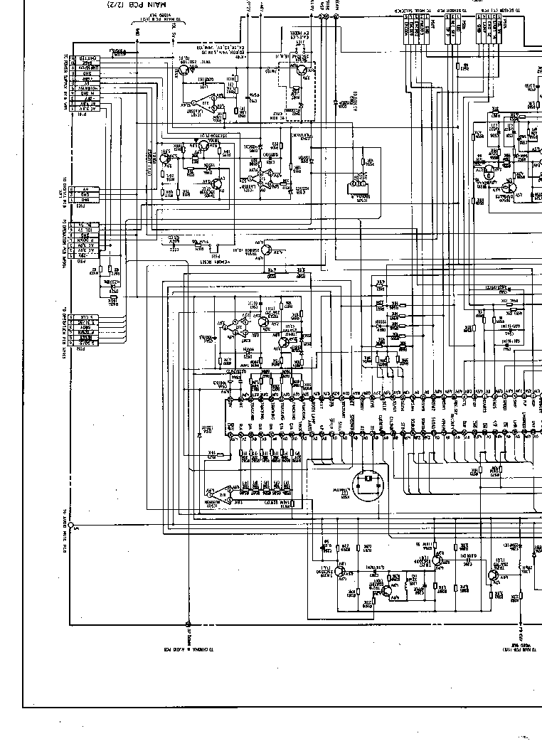 AKAI VS-66 SCH Service Manual download, schematics, eeprom