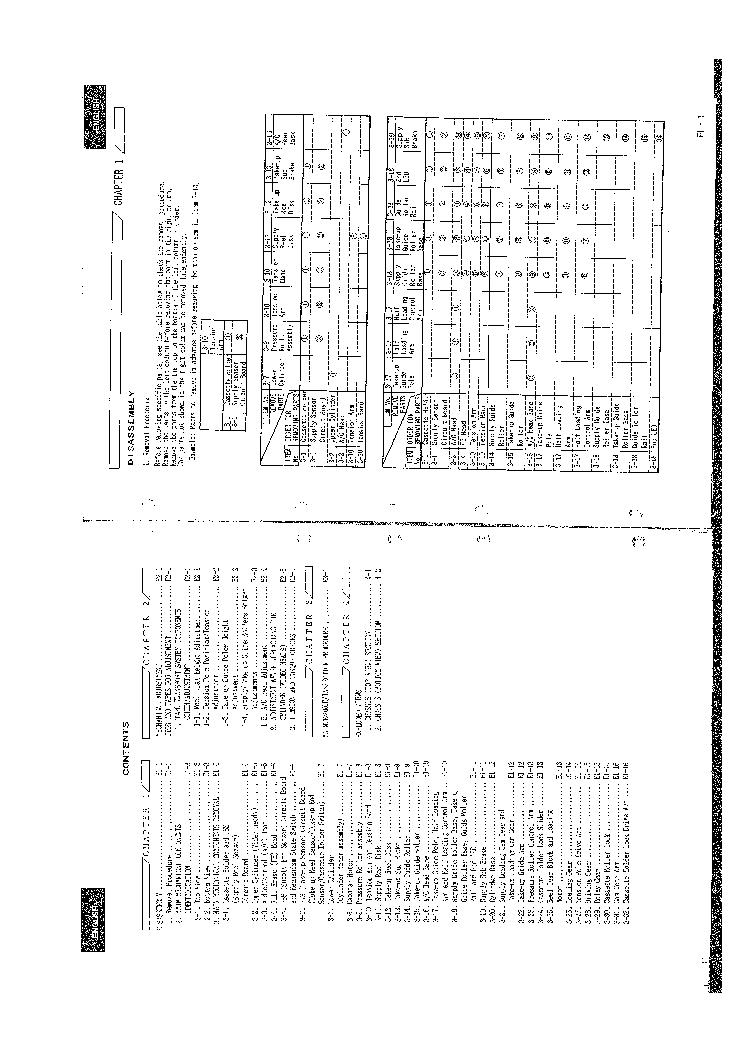 HITACHI PCF MECHANISM SM Service Manual download
